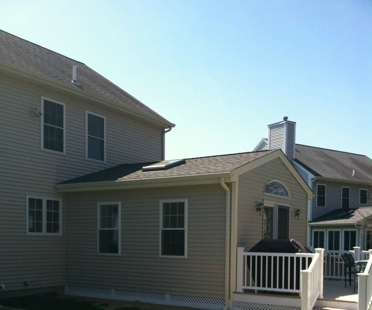 Family Room Additions: Family Room Addition In Fairhaven, MA