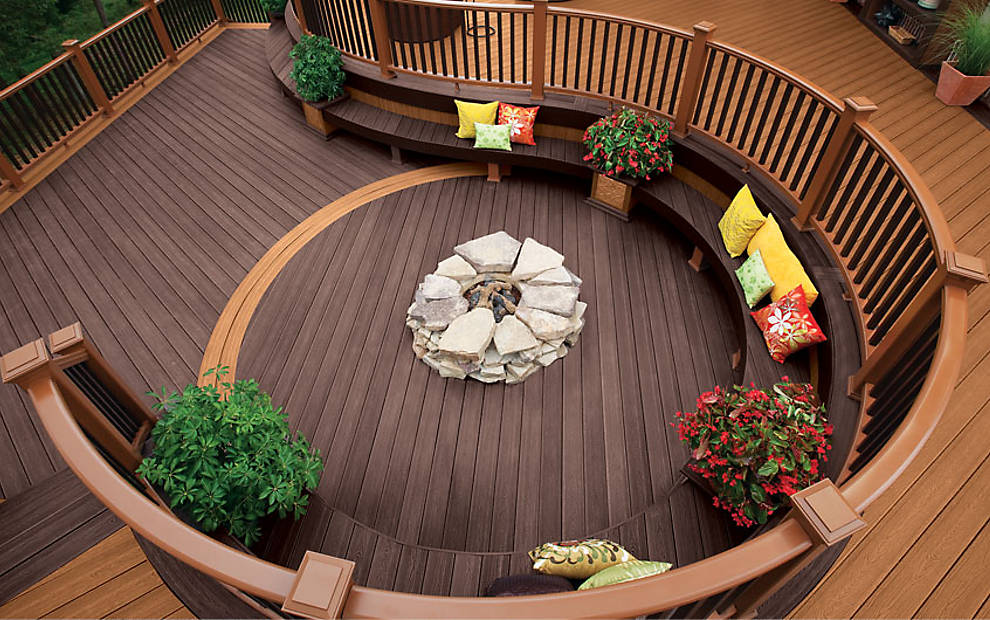 planning a deck for your new home