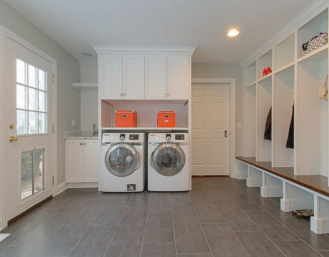 Mudroom addition ideas cfh builders for Laundry room addition floor plans