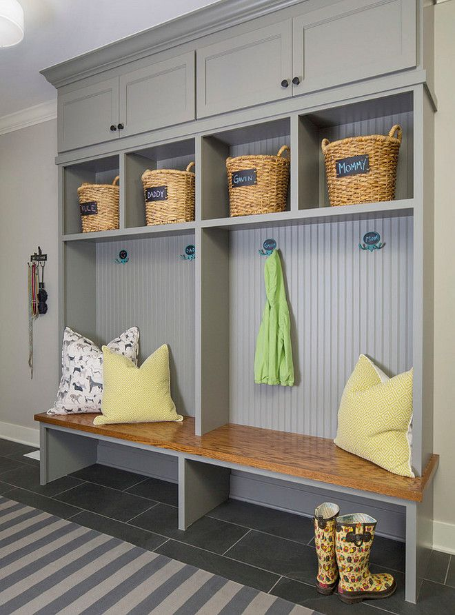 Mudroom addition ideas cfh builders for Mudroom addition plans